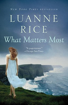 What Matters Most - Rice, Luanne