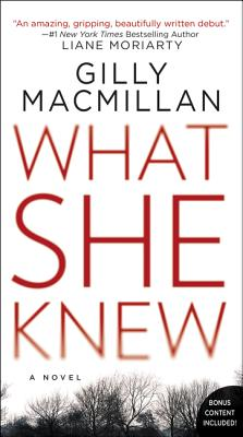 What She Knew - MacMillan, Gilly