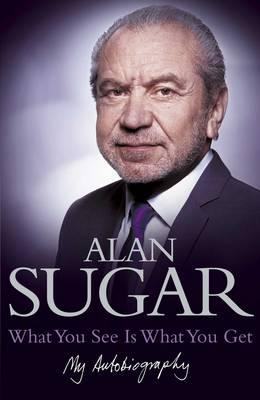 What You See is What You Get - Sugar, Alan