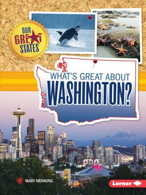 What's Great about Washington? - Meinking, Mary
