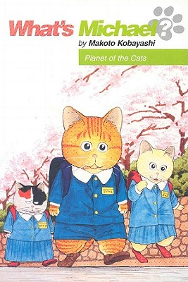 What's Michael? Volume 11: Planet Of The Cats - Kobayashi, Makoto
