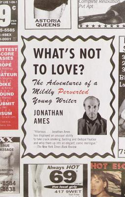 What's Not to Love?: The Adventures of a Mildly Perverted Young Writer - Ames, Jonathan