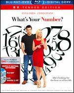 What's Your Number? [2 Discs] [Includes Digital Copy] [Blu-ray/DVD]