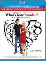 What's Your Number [French] [Blu-ray]