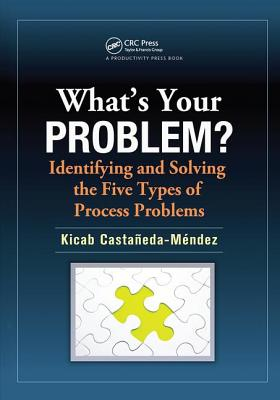 What's Your Problem? Identifying and Solving the Five Types of Process Problems - Castaneda-Mendez, Kicab