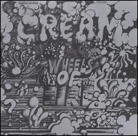 Wheels of Fire [Japan] - Cream