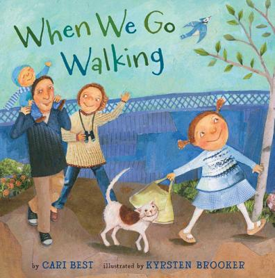 When We Go Walking - Best, Cari