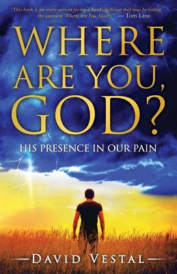 Where Are You, God?: His Presence in Our Pain - Vestal, David