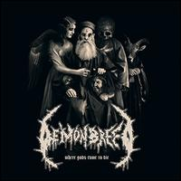Where Gods Come to Die - Demonbreed