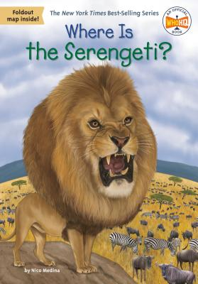 Where Is the Serengeti? - Medina, Nico, and Who Hq