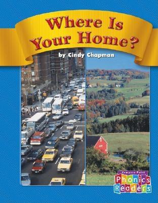 Where Is Your Home? - Chapman, Cindy