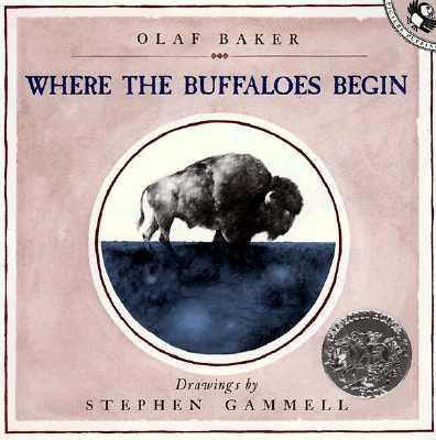 Where the Buffaloes Begin - Baker, Olaff