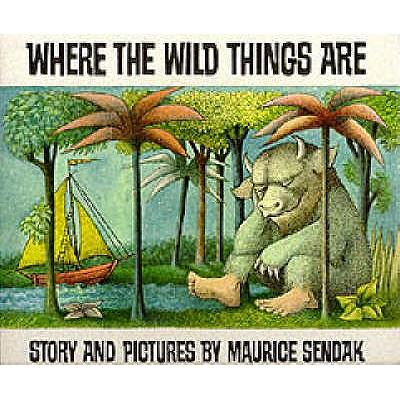 Where the Wild Things are - Sendak, Maurice
