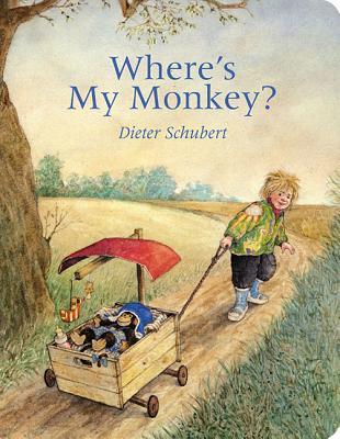 Where's My Monkey? - Schubert, Dieter