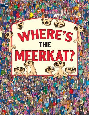 Where's the Meerkat? - Moran, Paul