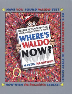 Where's Waldo Now? -