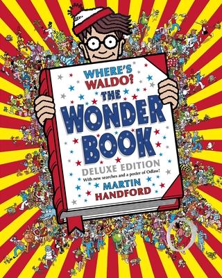 Where's Waldo? the Wonder Book: Deluxe Edition -