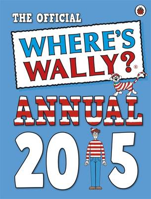Where's Wally: The Official Annual 2015 -