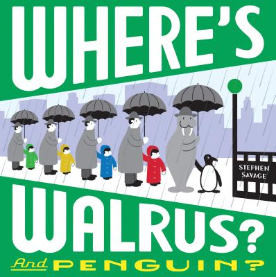 Where's Walrus? and Penguin? -
