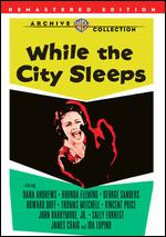 While the City Sleeps - Fritz Lang