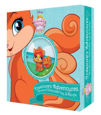 Whisker Haven Tales with the Palace Pets: Treasure's Adventures - Disney Storybook Artists, and Epstein, Robin