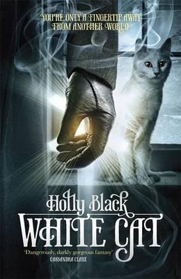 White Cat - Black, Holly