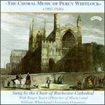 Whitlock: Communion Service in G; Solemn Te Deum