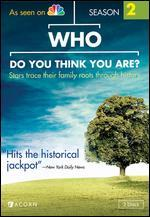 Who Do You Think You Are?: Season 02