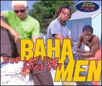 Who Let the Dogs Out [Holland CD Single] - Baha Men