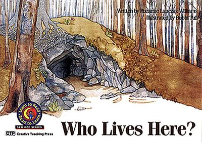 Who Lives Here? - Williams, Rozanne Lanczak
