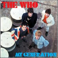 Who Sings My Generation [Remastered] [LP]  - The Who