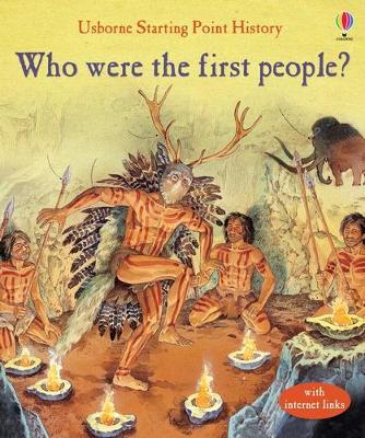 Who Were The First People? - Cox, Phil Roxbee, and Reid, Struan