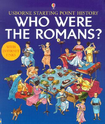 Who Were the Romans? - Roxbee-Cox, Phil