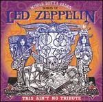 Whole Lotta Blues: Songs of Led Zeppelin