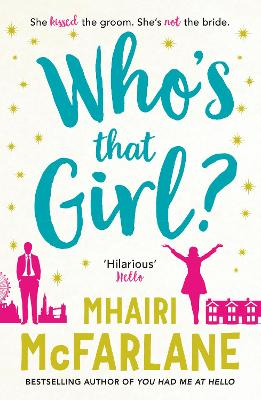 Who's That Girl? - McFarlane, Mhairi