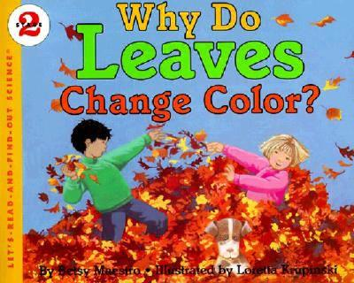 9780064451260: Why Do Leaves Change Color? - Betsy Maestro