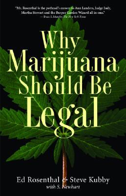 Why Marijuana Should Be Legal -
