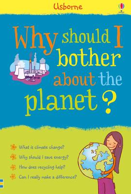 Why Should I Bother About the Planet? - Meredith, Susan