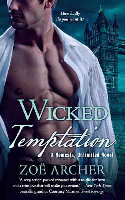 Wicked Temptation - Archer, Zoe