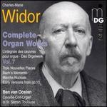 Widor: Complete Organ Works, Vol. 7