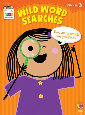 Wild Word Searchers, Grade 3 - Creative Teaching Press (Creator)