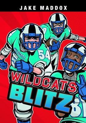 Wildcats Blitz - Maddox, Jake
