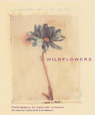 Wildflowers: Deluxe Notecards - Schenck, Deborah (Photographer), and Chronicle Books