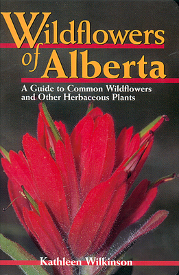 Wildflowers of Alberta: A Guide to Common Wildflowers and Other Herbaceous Plants - Wilkinson, Kathleen