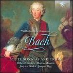Wilhelm Friedemann Bach: Flute Sonatas and Trios