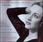 Wilhelmina Smith Plays Britten, Schnittke, Shostakovich