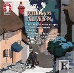 William Alwyn: Concerto for Flute & 8 Wind Instruments; Naiades; Divertimento for Solo Flute; Etc.