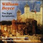 William Boyce: The Eight Symphonies