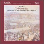 William Boyce: Trio Sonatas
