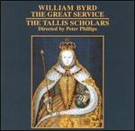 William Byrd: The Great Service; Anthems